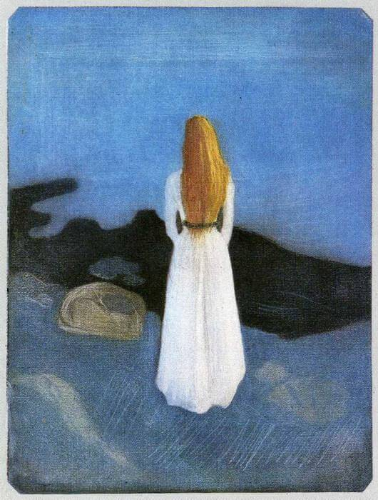edvard munch puberty analysis Munch, edvard (b dec 12, 1863,  edvard munch not only was his country's greatest artist,  puberty 1895 oil on canvas, 150.